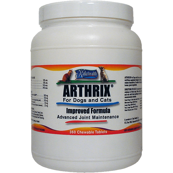 Arthrix joint support for dogs and cats