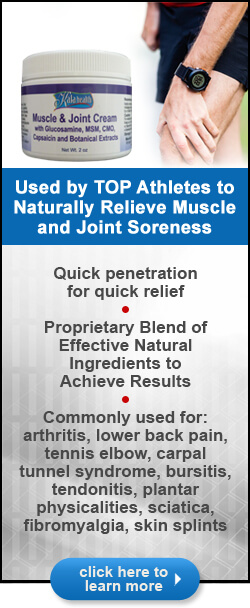 MSM Relieves Muscle and Joint Soreness