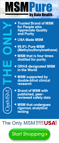 The Only MSM Made in the USA