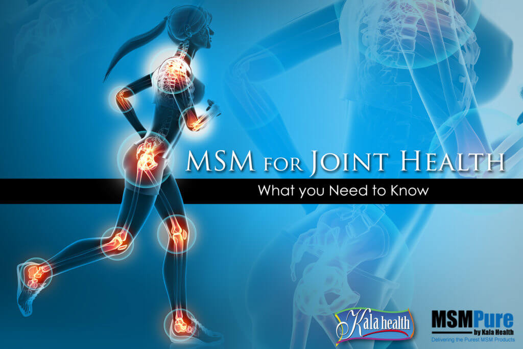 MSM for Joint Health