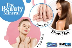 MSM the Beauty Mineral