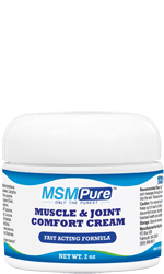 MSM Muscle & Joint Cream