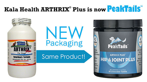 PeakTails Hip & Joint Plus (formerly Arthrix Plus)